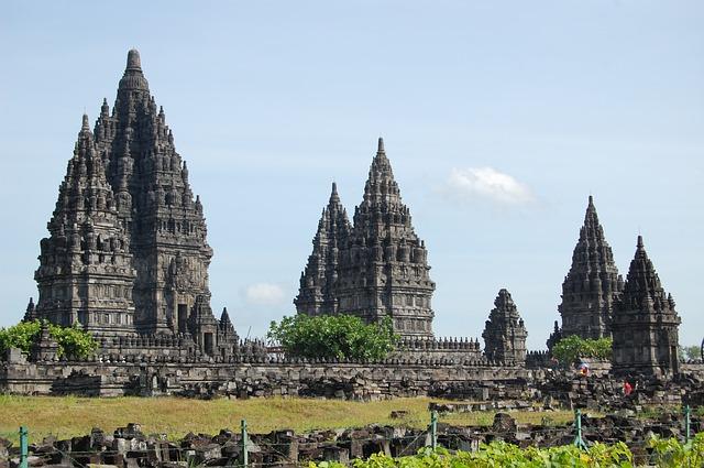 Templji Prambanan (foto: pixabay.com)