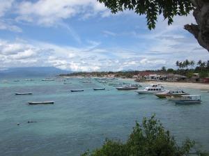 Lombok in treking na vulkan Rinjani